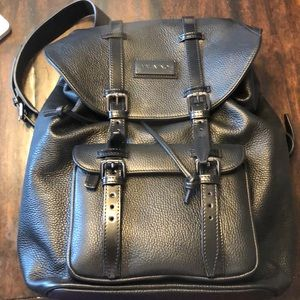 ***NEW*** Valentino leather backpack